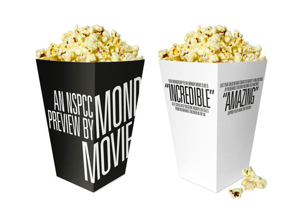 Monday Movie Club branding