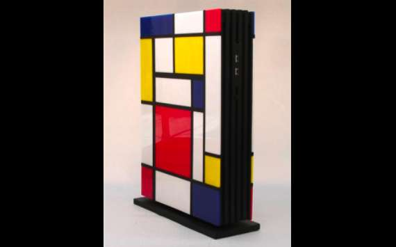 Mondrian Mini-ITX Case