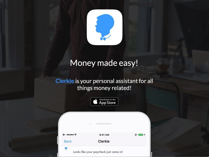 Personal Assistant Money Apps