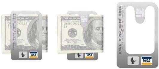 Money Clip Credit Cards