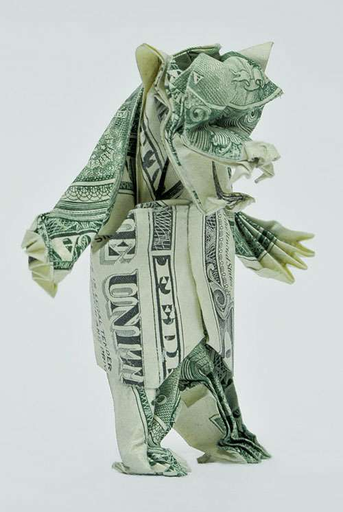 Money Origami