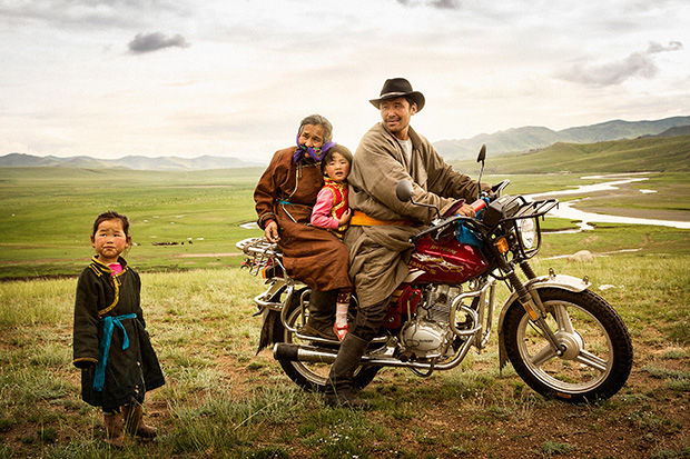 Nomadic Mongolian Photos