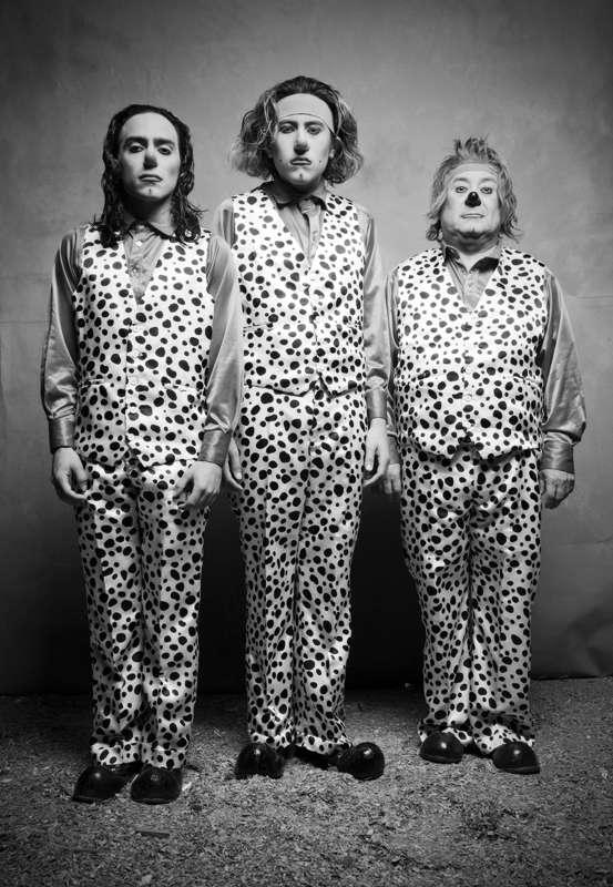 Circus Performer Pictorials