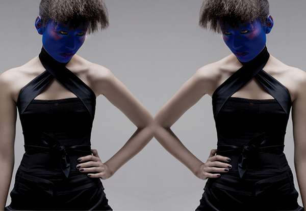 Blue-Faced Editorials