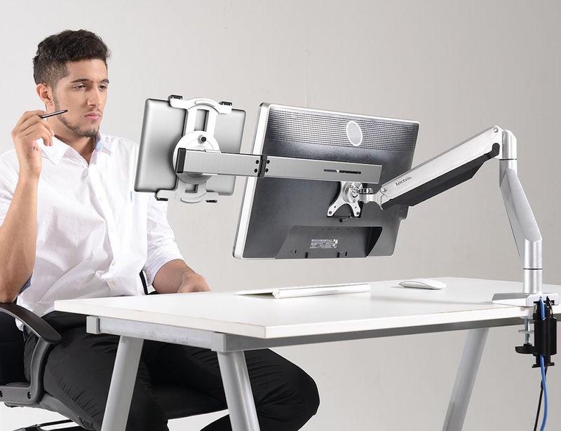 Ergonomic Computer Mounts