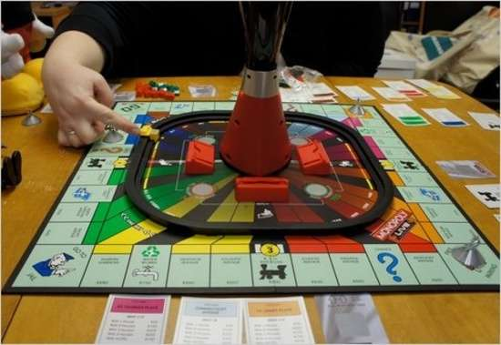 Tech-Infused Board Games