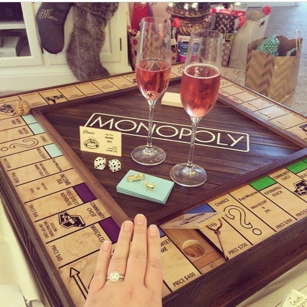 Marriage Proposal Board Games