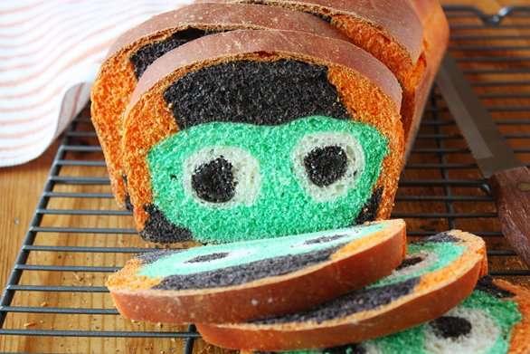 Flavorful Frankenstein Loafs