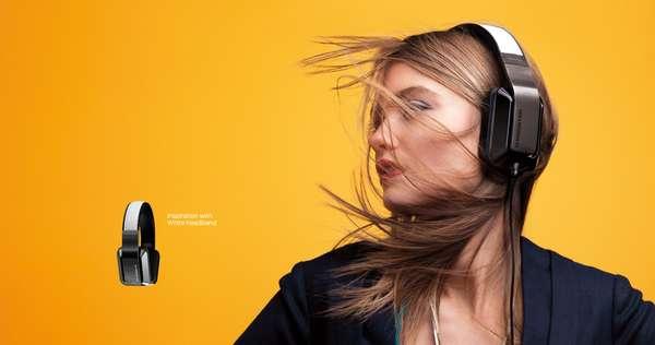 Changeable Audio Headbands