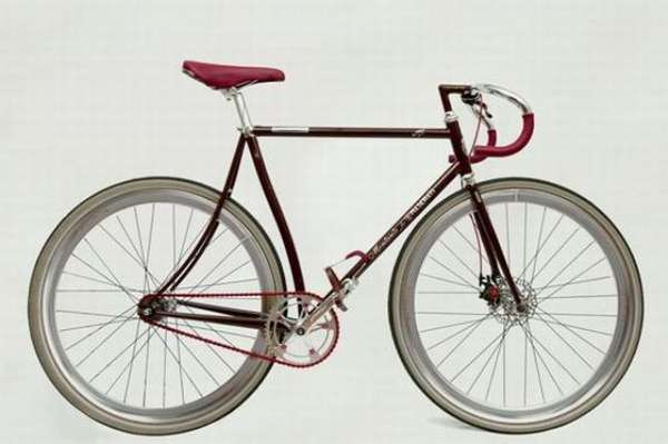 Montante Maserati 8CTF Bicycle