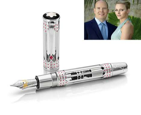 Montblanc Wedding Pen