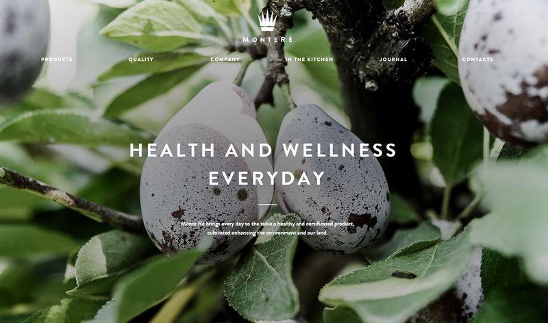 Luscious Produce Websites