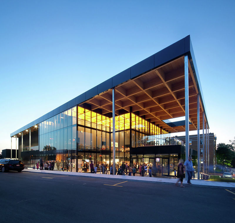 Transforming Theater Spaces