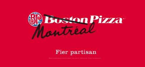 Montreal Pizza