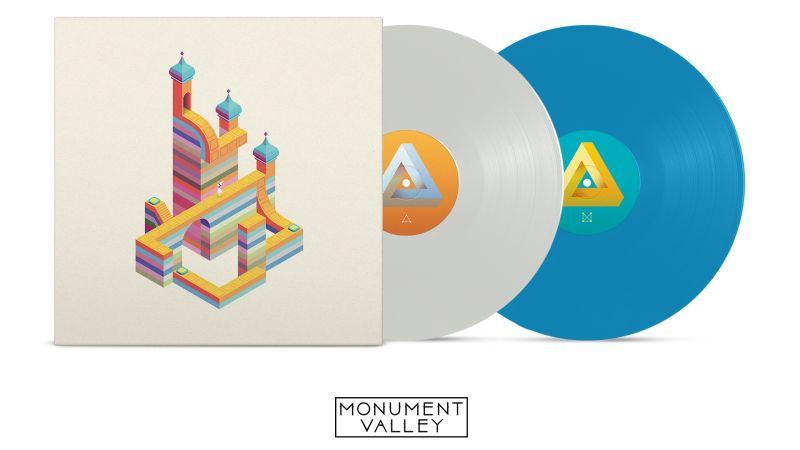 Gaming Soundtrack Vinyl Records