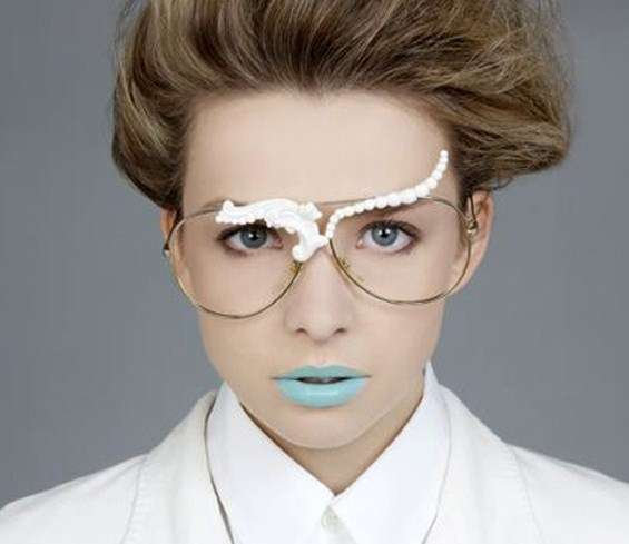 "Moo Piyasombatkul ""Baroque Eyes"", Eyewear Collection"