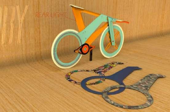 Customizable Bike Covers