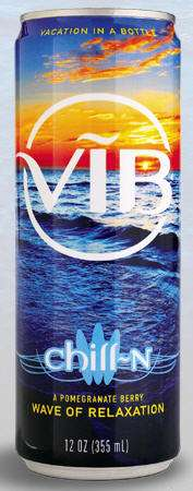 mood boosting drinks vib chilln vacation in a bottle