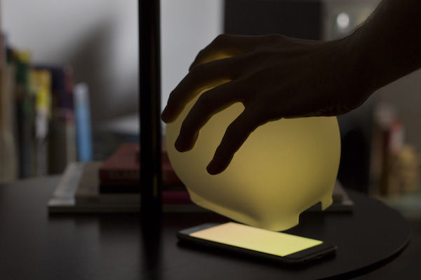 Smartphone Lamp Shades