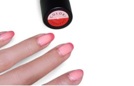 Color-Changing Nail Polish