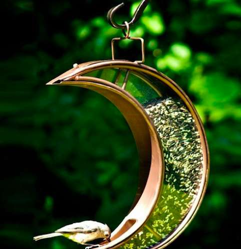 Astronomy-Inspired Animal Feeders