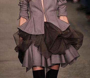 Voluminous Tutu Skirts