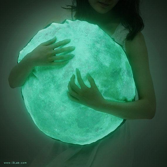 Glow-in-the-Dark Lunar Decor