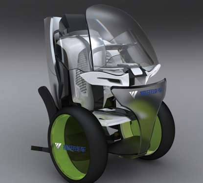 Personal Eco Cars