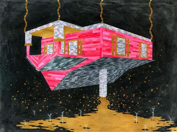 90s-Inspired Graphic Art