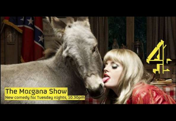 morgana show on channel 4