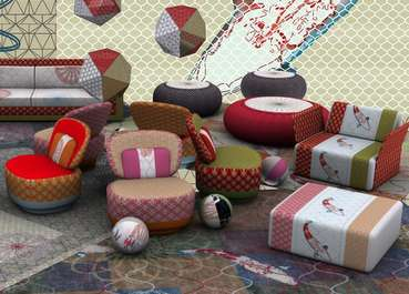 Cultural Fusion Furniture