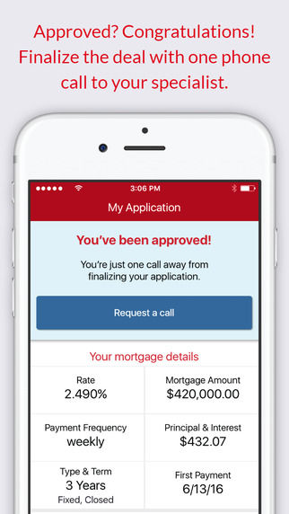 Mortgage Application Apps