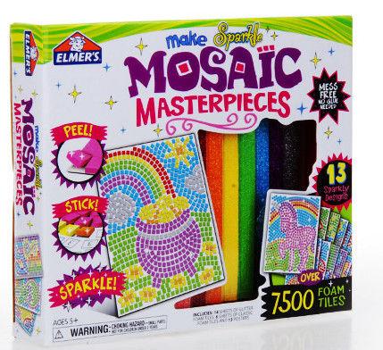 Mosaic Artwork Toy Sets