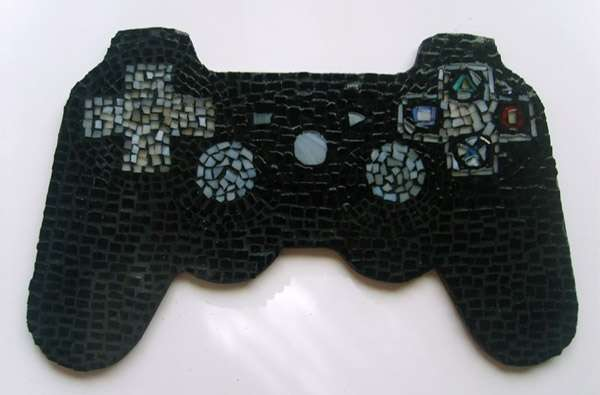 Mosaic Video Game Controllers