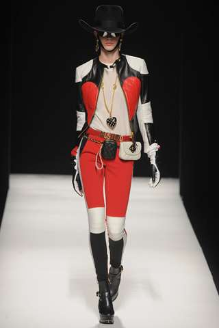 Moschino Autumn/Winter 2012