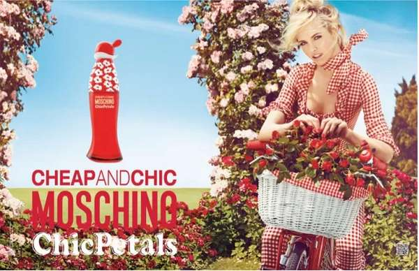 Country-Inspired Perfume Campaigns