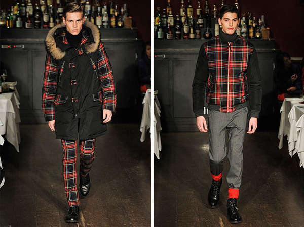 Modern Highlander Menswear