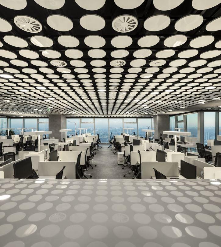 Contemporary Scientific Offices