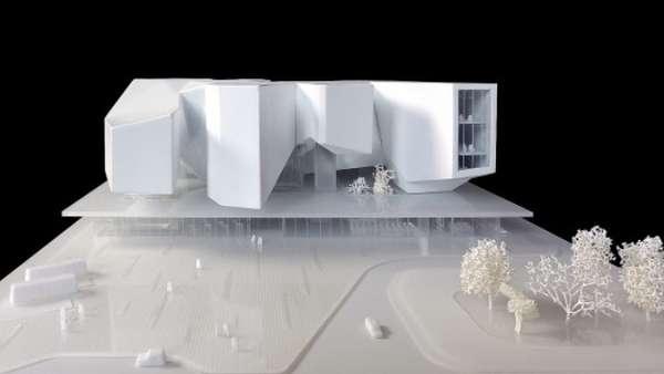 Glacier-Esque Museum Concepts