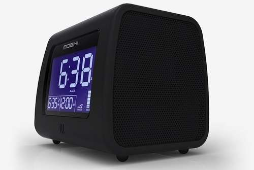 Attentive Digital Clocks