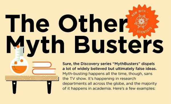 most common myths busted