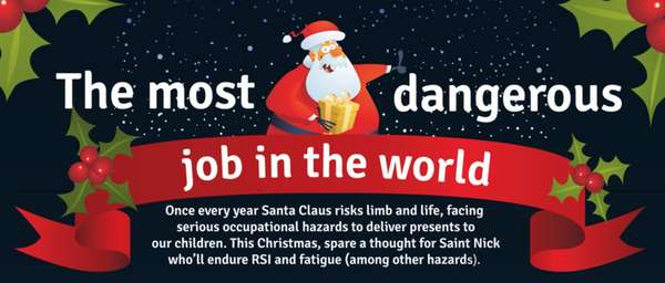 Christmas Insurance Graphics