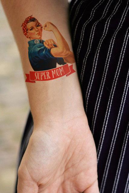 Feminist Icon Tattoos