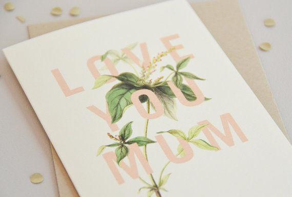 Artsy Maternal Cards