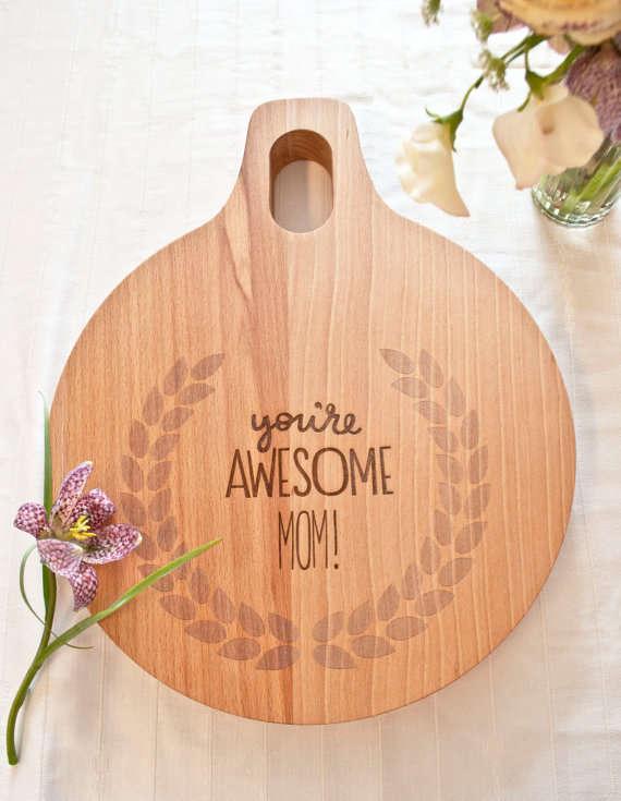 Custom Engraved Cutting Boards