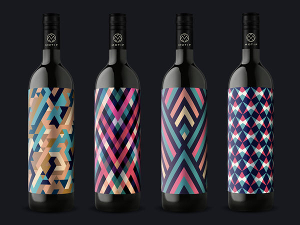 Motif Wine Packaging