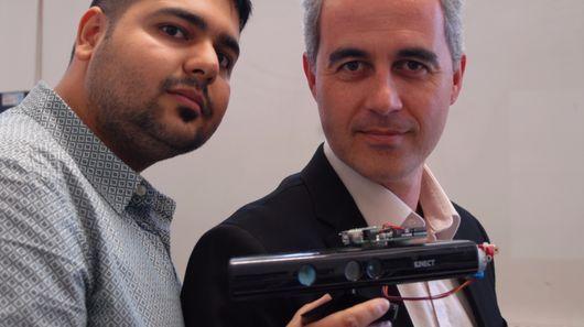 Parkinson's-Relieving Motion Sensors