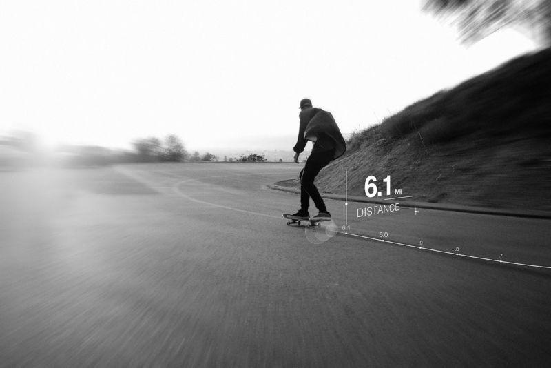 Skateboard Motion Trackers