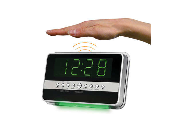 Motion-Sensitive Alarm Clocks