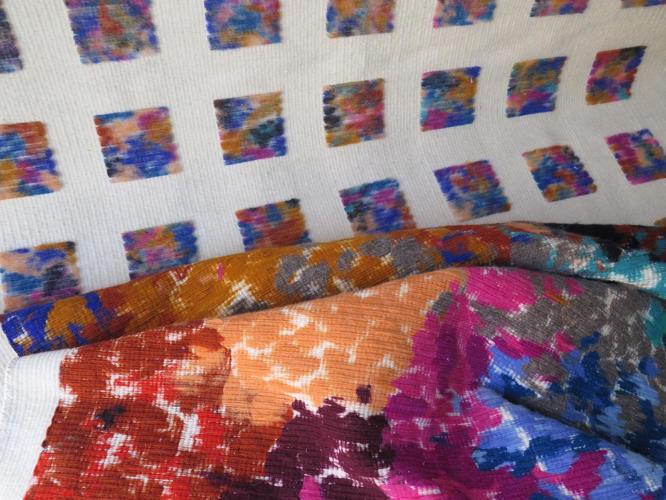 Jigsawed Wool Rugs